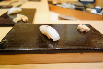 Photo: Ika. Silky mouthfeel, a slight firmness that quickly gives way when chewed. I love the texture of that seafood.