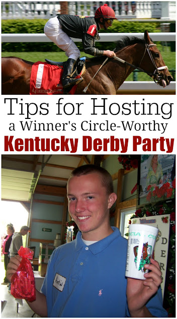 Tips for Hosting a Winner's Circle-Worthy Kentucky Derby Party