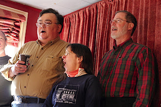 Photo: Jack, Joyce & Bruce