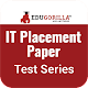 IT Placement Paper (NTT Data): Online Mock Tests Download on Windows