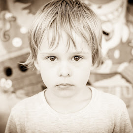 by Marcin Chmielecki - Babies & Children Child Portraits