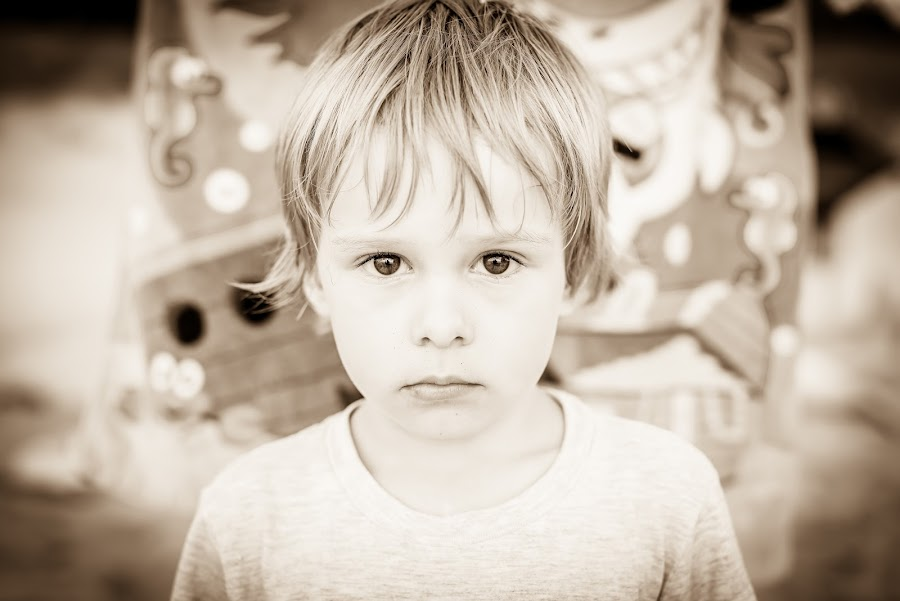 by Marcin Chmielecki - Babies & Children Child Portraits