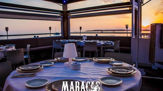 La terraza de Maracas ofrece una panorámica única de la costa y la sierra almeriense.