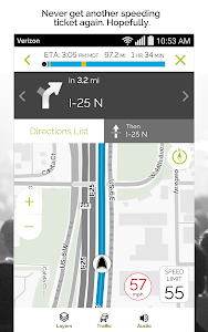 MapQuest GPS Navigation & Maps screenshot 2