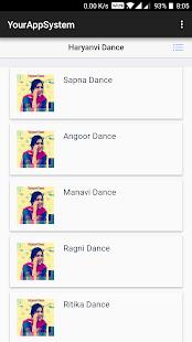 New Haryanvi Dance - náhled