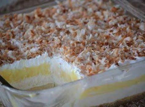 Coconut Cream Dream Pie Dessert