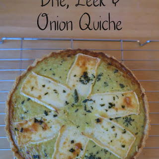 Brie Quiche Recipes