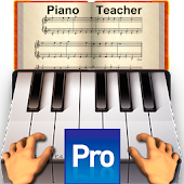 Real Piano Teacher Pro