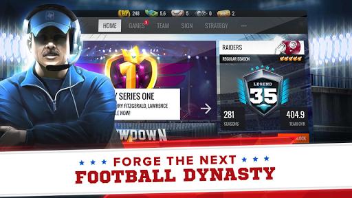 CBS Sports Franchise Football 5.1.0 screenshots 1