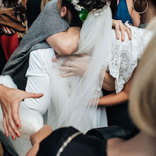Vestuvių fotografas Silvina Alfonso (silvinaalfonso). Nuotrauka 05.03.2019