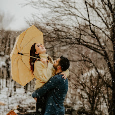 Wedding photographer Ayşegül Aydın (Bogaziciphoto). Photo of 25.01.2018