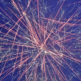 by Travis Wessel - Abstract Fire & Fireworks (  )