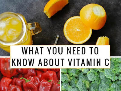 What You Need to Know About Vitamin C