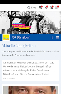 FDP Düsseldorf- screenshot thumbnail