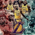 LeBron James LA Wallpaper APK