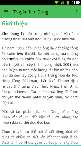 Truyện Kim Dung