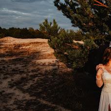 Wedding photographer Klaudia Amanowicz (wgrudniupopoludn). Photo of 16.08.2018