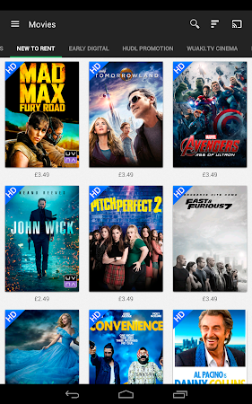 Wuaki.tv - Movies & TV Series 2.7.6 screenshot 236940