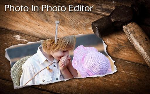 PIP : Photo In Photo Editor