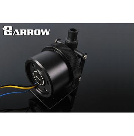 Barrow deksel for Laing D5 baserte pumper, Black