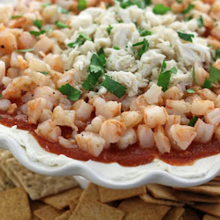 Seafood Party Dip Recipe