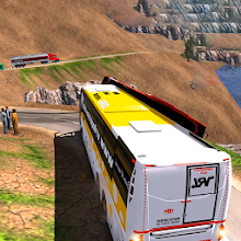 Uphill Climb Bus Racing - mountain bus climb game Download on Windows