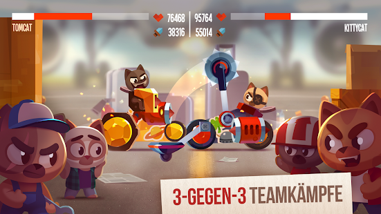 CATS: Crash Arena Turbo Stars | Kampfroboter Screenshot