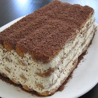 Tiramisu or Tiramisu Cake Recipe