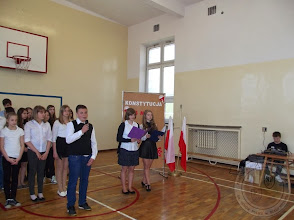 Photo: Konstytucja 3 Maja (apel Id)