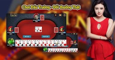 Screenshot of Dau Truong 52 Tien Len MN