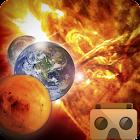 Sistema solar VR icon