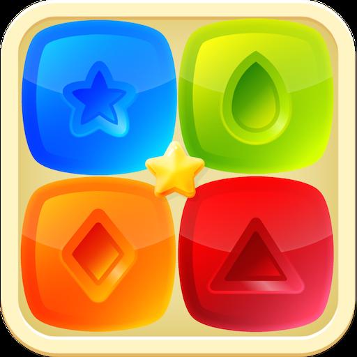 Blast Candy -3Match puzzle- 解謎 App LOGO-APP試玩