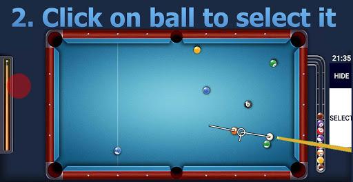 Pool Guideline Trainer 1.1 Mod screenshots 4