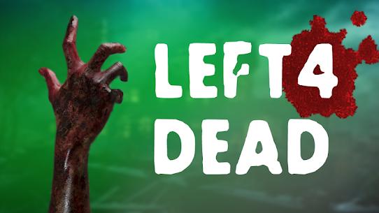 Zombie Shooter: Left for Dead MOD APK 1