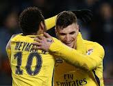 """Meunier réclamé après le but du Real : """"Point Thomas Meunier est meilleur que le copain de Neymar? Un peu oui"""""""