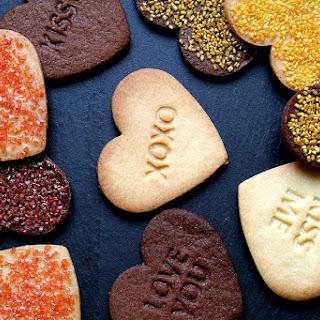 Chocolate / Vanilla Sugar Cookies