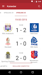 Jupiler Pro League- screenshot thumbnail