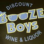 Logo for Booze Boys Discount Wine & Liquor