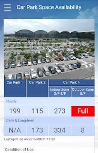 HKG My Flight- screenshot thumbnail
