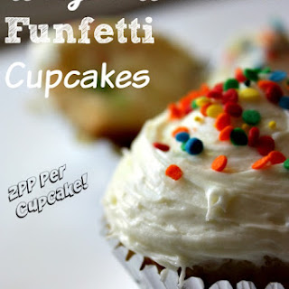 Weight Watchers Funfetti Cupcakes