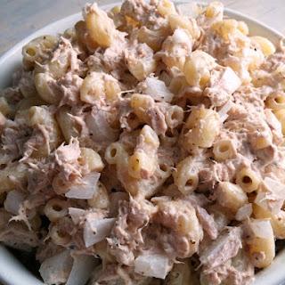 Tuna Noodle Salad.