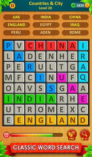 Word Game 2020 - Word Connect Puzzle Game apkdebit screenshots 2