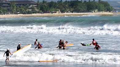 Photo: Bali - Kuta beach