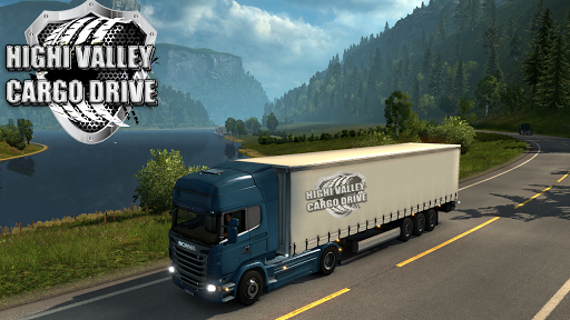 Grand City Truck Driving Simulator 2018 Game screenshots 1
