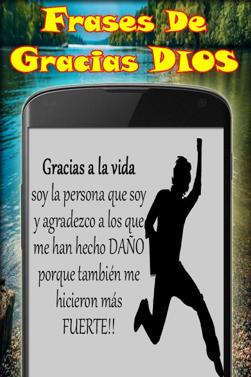 Frases De Gracias A Dios Android Aplikace Appagg
