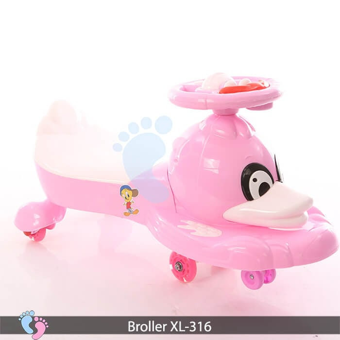 Xe lắc trẻ em Broller XL 316 5