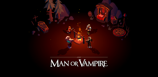 gambar 1 - game rpg android man or vampire
