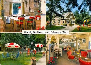 "Photo: Hotel ""De Hondsrug"", Annerweg"