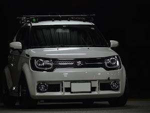 イグニス  MZ 4WDのカスタム事例画像 ぴろさんの2020年11月18日23:36の投稿