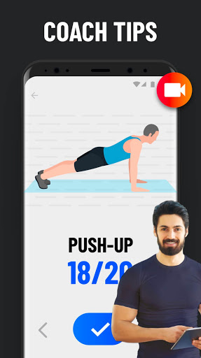 Home Workout - No Equipment 1.1.2 screenshots 3